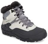 Merrell Women's Aurora 6 Waterproof Faux Fur Lined Boot