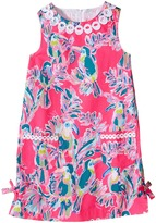Lilly Pulitzer Little Lilly Classic Shift Dress (Toddler/Little Kids/Big Kids)
