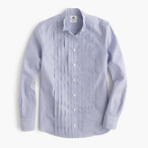 Thomas Mason for J.Crew tuxedo shirt in stripe