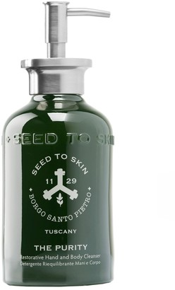 SEED TO SKIN 300ml The Purity Hand & Body Cleanser