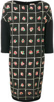I'M Isola Marras straight-fit floral dress
