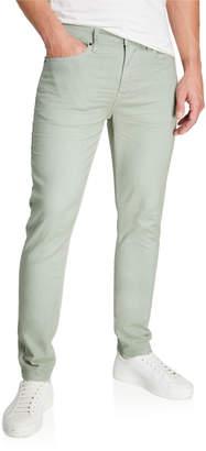 Hudson Men's Axl Stretch-Twill Skinny Jeans