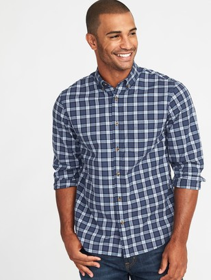 Old Navy Regular-Fit Built-In-Flex Everyday Shirt for Men