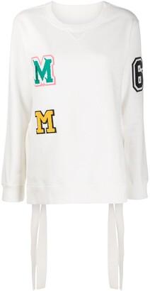 MM6 MAISON MARGIELA Logo Patch Sweatshirt
