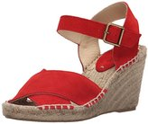 Soludos Women's Criss Cross Espadrille Wedge Sandal