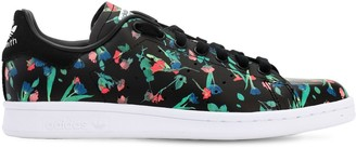 adidas Stan Smith Printed Leather Sneakers