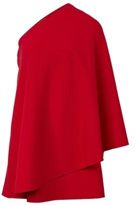 Valentino Short asymmetrical dress
