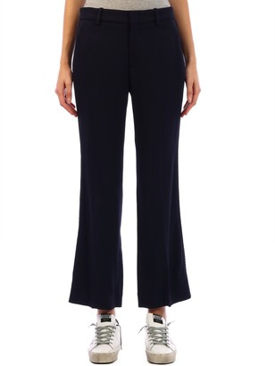Gucci Bootcut Wide Leg Trousers