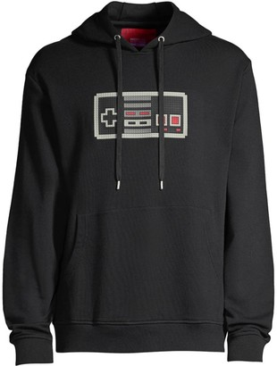 Mostly Heard Rarely Seen Gadget Cotton Hoodie