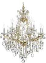 Crystorama Maria Theresa 13-Light Chandelier