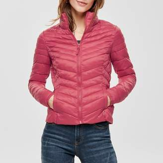 Only Short Padded Jacket with Pockets