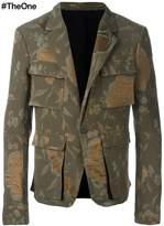 Haider Ackermann 'Raquel' military jacket