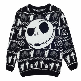 Official Merchandise Ugly Sweater Fair Isle Gift Ideas Harry Potter Hogwarts Girls Knitted Jumper