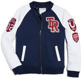 True Religion Boys' Varsity Jacket - Sizes 2T-7
