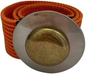 Diane von Furstenberg Orange Other Belts
