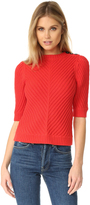 Rebecca Taylor Rib Sweater