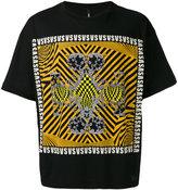 Versus print T-shirt - men - Cotton - S