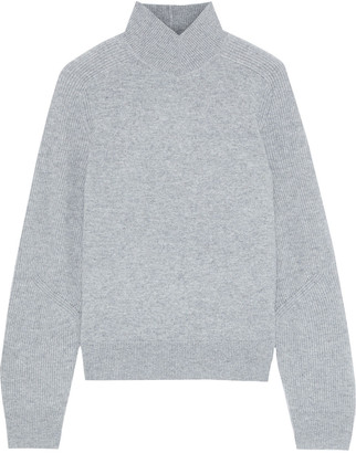 Rag & Bone Logan Ribbed Cashmere Turtleneck Sweater