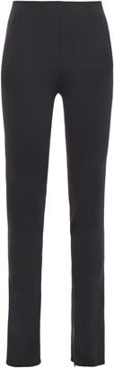 The Row Corza Scuba Skinny Pants