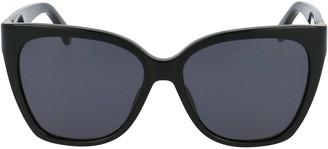 Moschino Square Frame Sunglasses