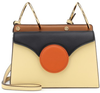 Danse Lente Phoebe Mini leather shoulder bag