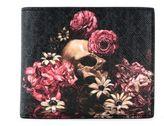 Christian Dior Still Nature Print Bi-fold Wallet