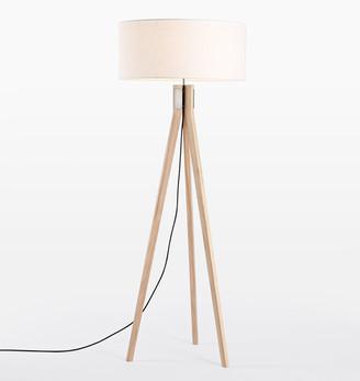 Rejuvenation FOLK Tripod Floor Lamp