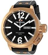 TW Steel Men's CE1022 CEO Canteen Leather Dial Watch