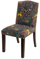 Frolic Camel Back Dining Chair