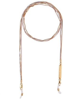 Frame Chain Metallic Gold Tricolour 67 Cm Chain