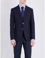 Armani Collezioni Tailored-fit Wool Jacket