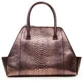 La Perla Bags Metallic Python Ada Bag