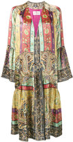 Etro paisley printed coat - women - Silk - 40