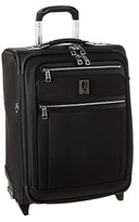 Travelpro Platinum(r) Elite - International Expandable Carry-On Rollaboard (Shadow Black) Luggage