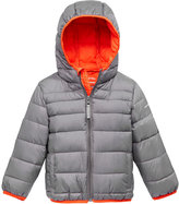 Hawke & Co Baby Boys' Packable Hooded Puffer Jacket
