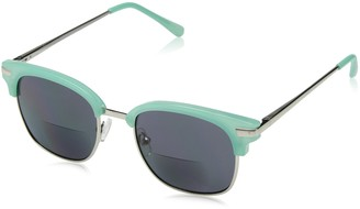 Peepers by PeeperSpecs Women's Water Color Sunglass Readers
