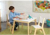 Kid Kraft Modern Kids' 3 Piece Table and Chair Set