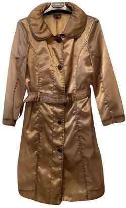 Fendi Beige Trench Coat for Women