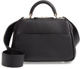 Valextra Mini Serie S Leather Top Handle Bag