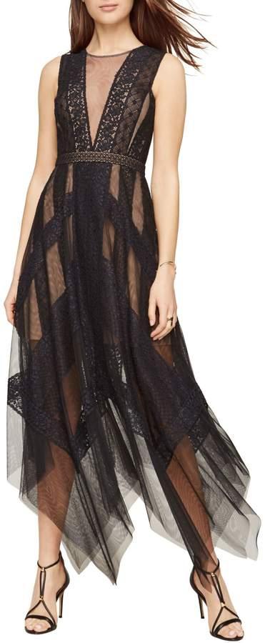 BCBGMAXAZRIA Andi Lace Dress