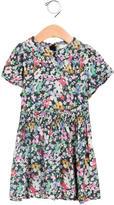 Caramel Baby & Child Girls' Floral Print Gathered Dress