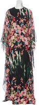 Elie Saab 2016 Palm Print Kaftan Dress