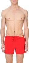 Moschino Logo-lettering swim shorts