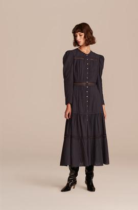 Rebecca Taylor Ribbon Dress