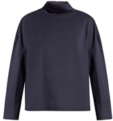 Acne Studios Lorma roll-neck cotton top