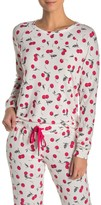 PJ Salvage Mon Cheri Long Sleeve Pajama Top