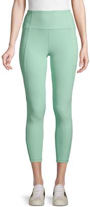 Gottex X By Kelly High-Rise Ankle Leggings