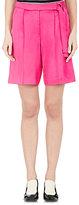 Edun Women's Satin Shorts-PINK