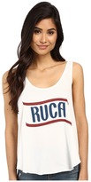RVCA Flag 4th Of July Tank Top
