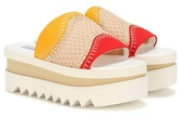 Stella McCartney Platform slip-on sandals